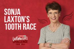 Sonja Laxton's 100 SPAR Women's Challenge Races